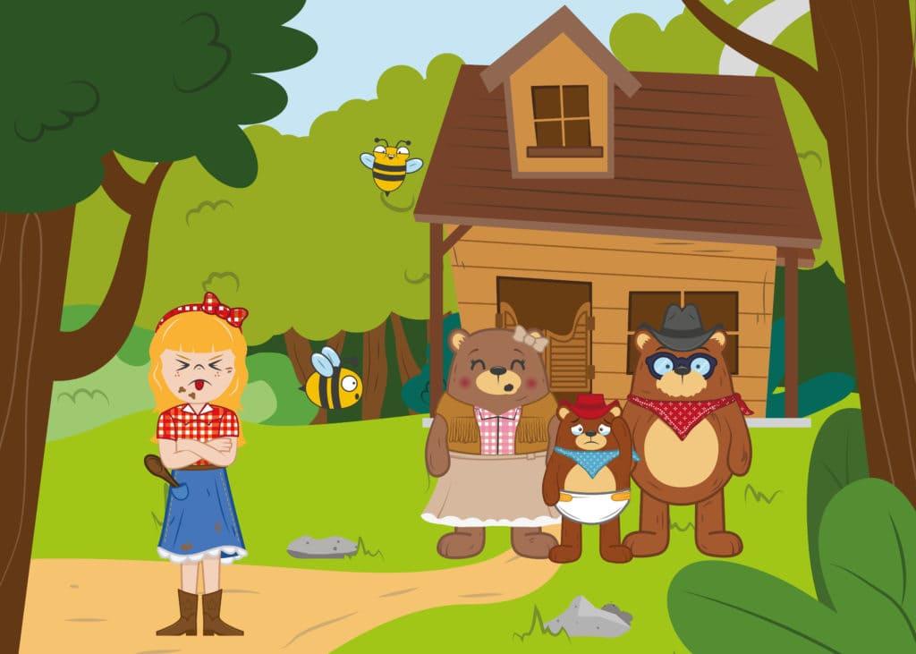 My First Panto: Goldilocks and the Three Bears
